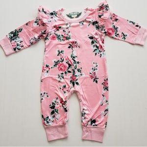 Other - Floral Infant Romper